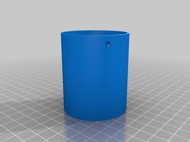 杯子 3D打印模型渲染图
