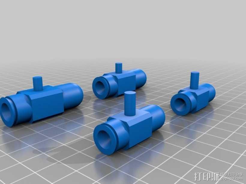 运输船模型 3D打印模型渲染图