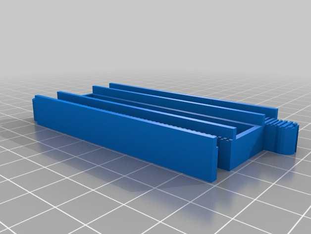 托马斯玩具配件 3D打印模型渲染图