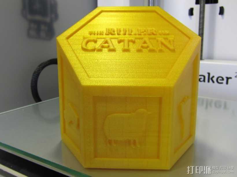 3D打印桌游奖杯 3D打印模型渲染图