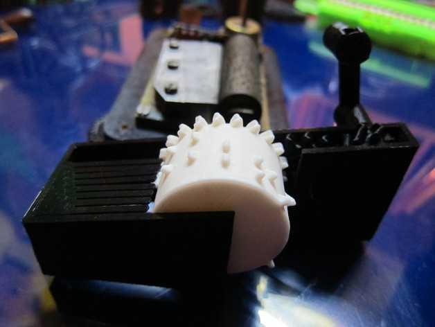 参数化音乐盒 3D打印模型渲染图