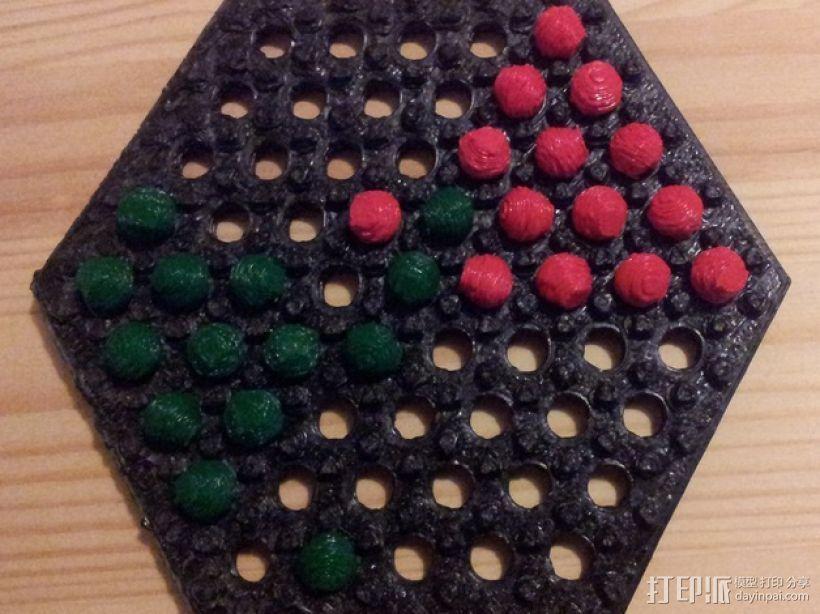《Abalone》游戏模型 3D打印模型渲染图
