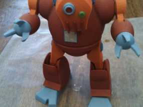SpaceClaim机器人