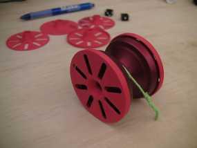 溜溜球轴承环