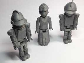MakerBot骑士