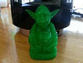 尤达大师佛像