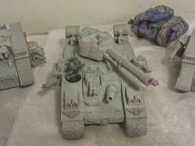 CurseSaber坦克