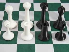 斯顿汤国际象棋模型1