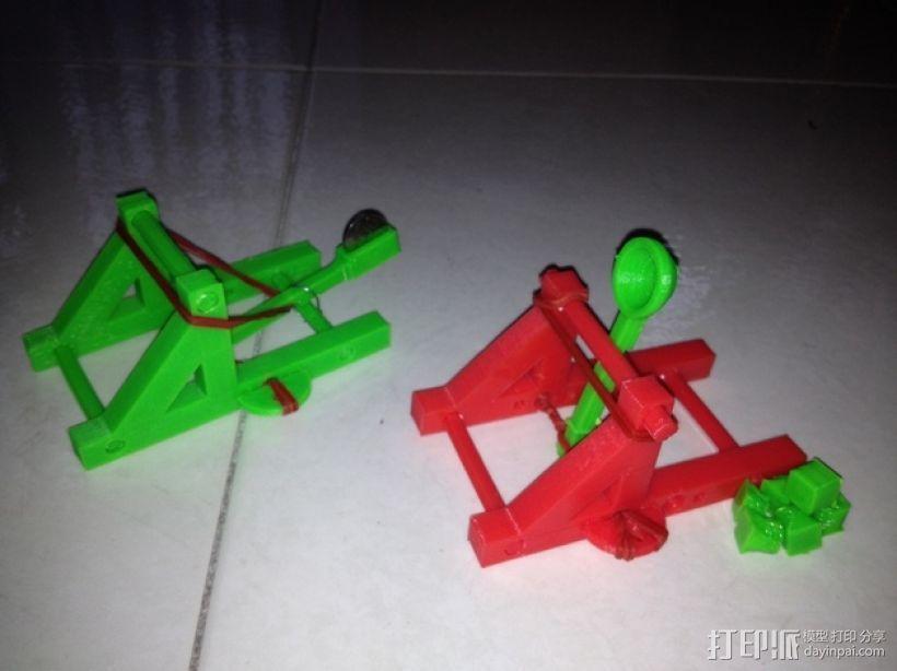 Seej弹射器模型 3D打印模型渲染图