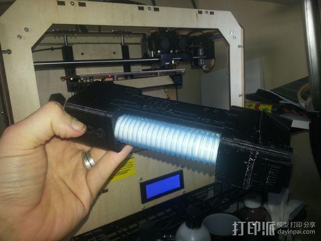 战锤40K:等离子体 3D打印模型渲染图