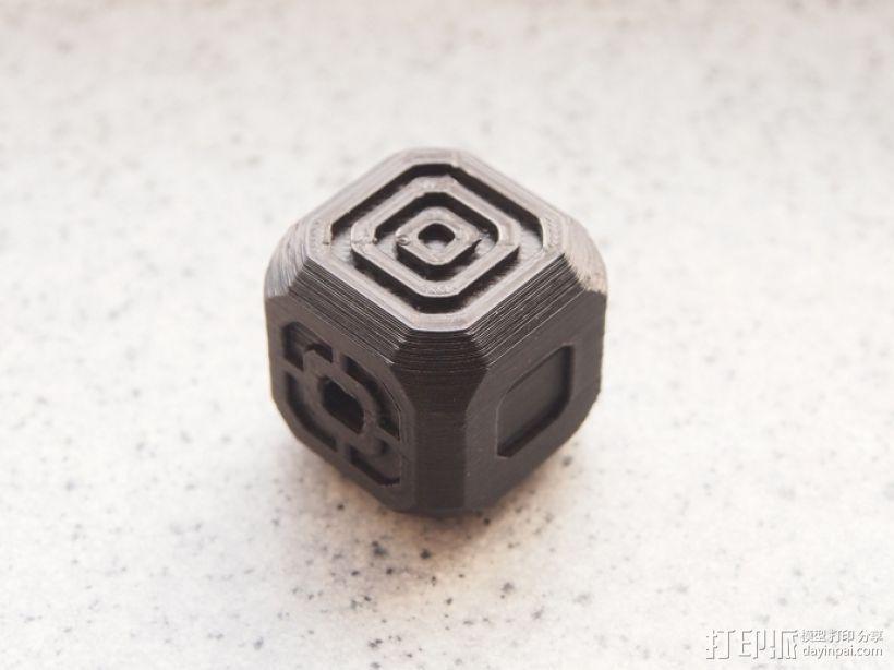 AFK游戏骰子 3D打印模型渲染图