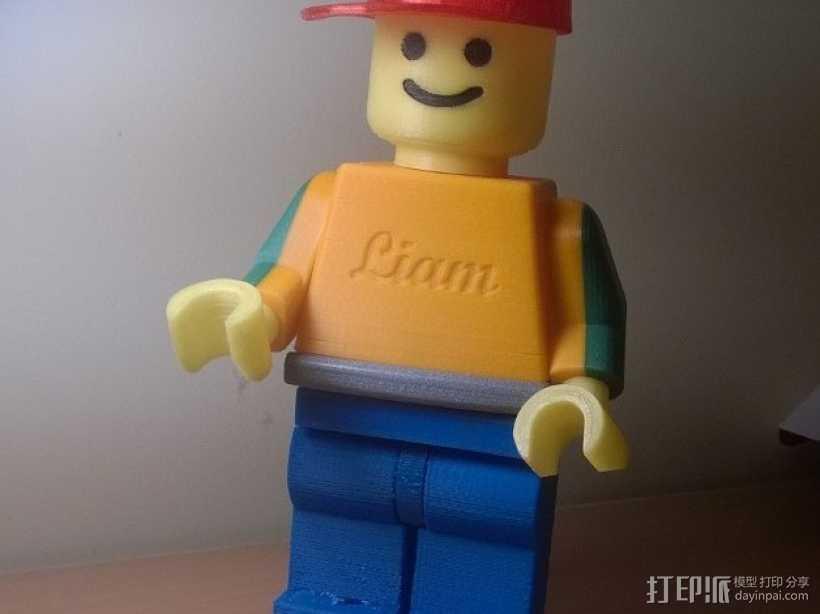 迷你棒球帽模型 3D打印模型渲染图