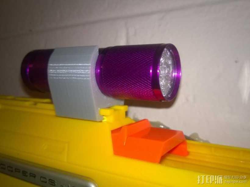 玩具火车灯头模型 3D打印模型渲染图