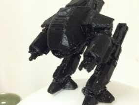 机械战警:ED-209机器人