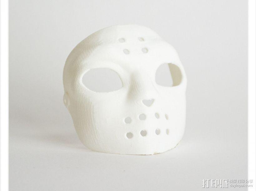 Makies万圣节面具模型 3D打印模型渲染图