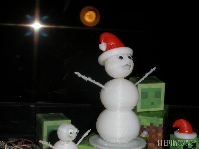 迷你圣诞帽模型 3D打印模型渲染图