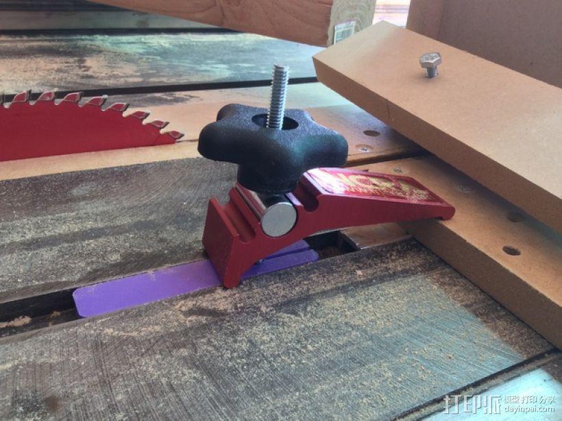 斜杆 3D打印模型渲染图