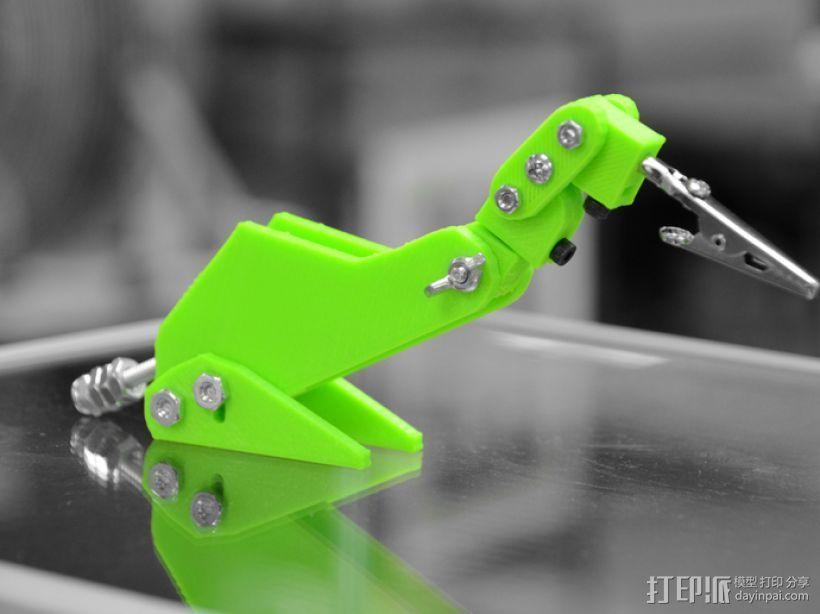 可折叠工具刀 3D打印模型渲染图