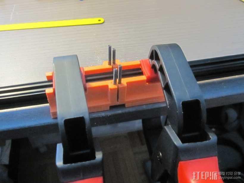 定制化斜锯柜 3D打印模型渲染图