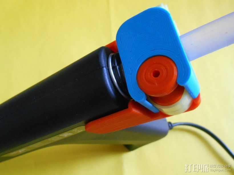 电动给料器 3D打印模型渲染图
