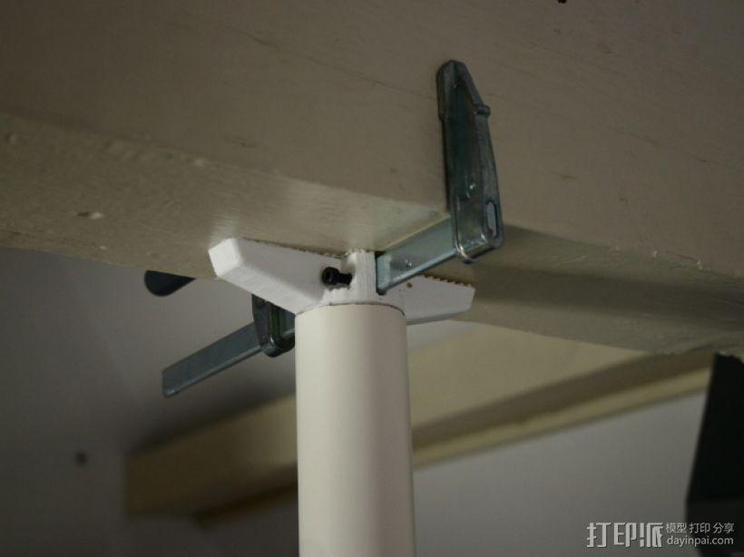 管道配适器 3D打印模型渲染图