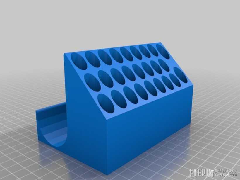 工具架 3D打印模型渲染图