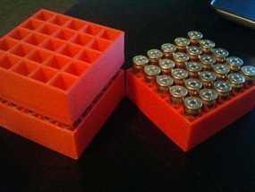 可堆叠弹药箱