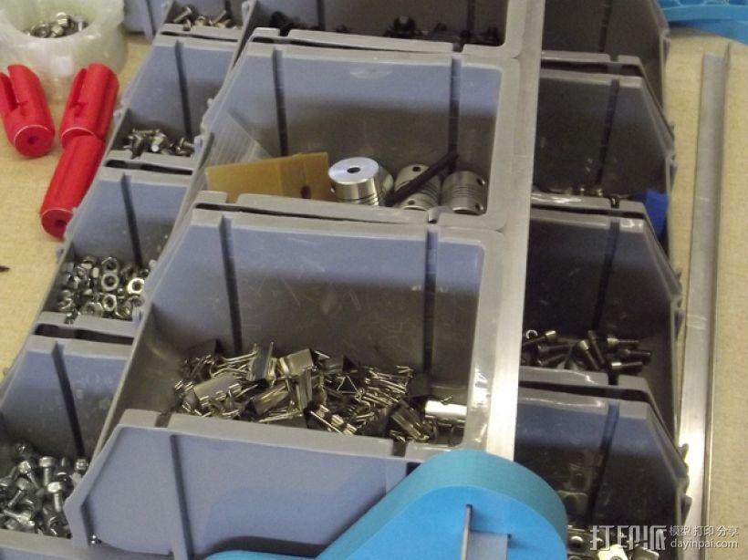 机械工具 工具架 3D打印模型渲染图