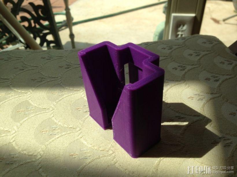 听诊器固定架 3D打印模型渲染图