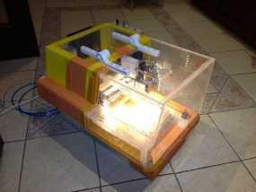CNC 3020雕刻机 外壳