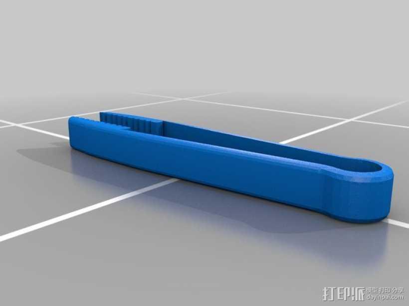 多功能钳子 3D打印模型渲染图