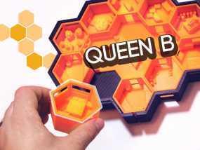 Queen B航天器