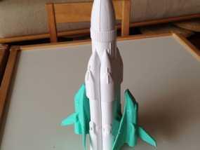 航天飞机运载火箭