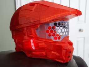 《光晕(halo)》头盔