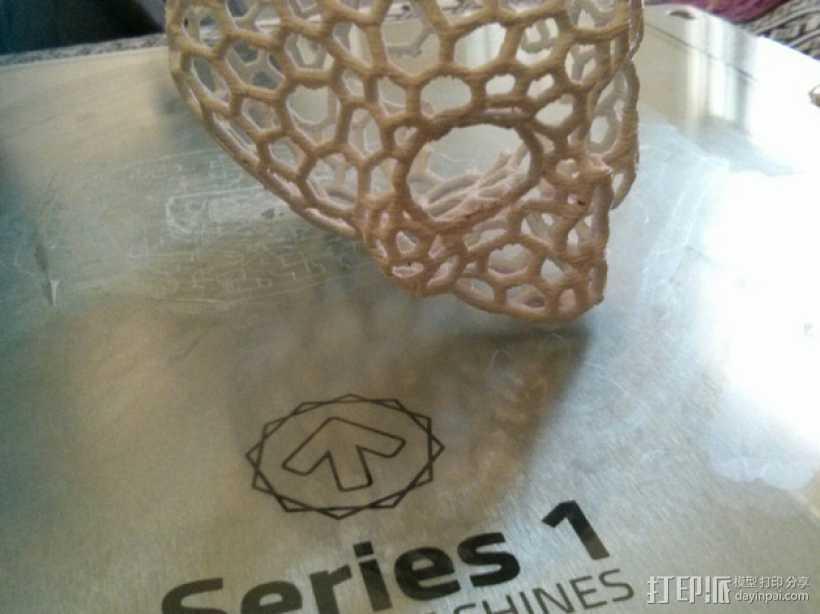 骷髅头 3D打印模型渲染图