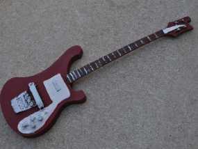 Rickenbacker 4001 贝斯吉他