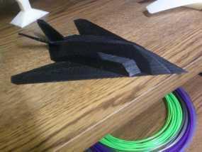 F-117夜鹰战斗机