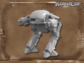 ED-209机器人
