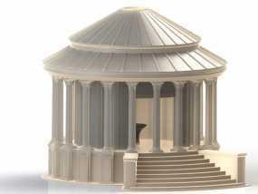 火灶神维斯塔神庙