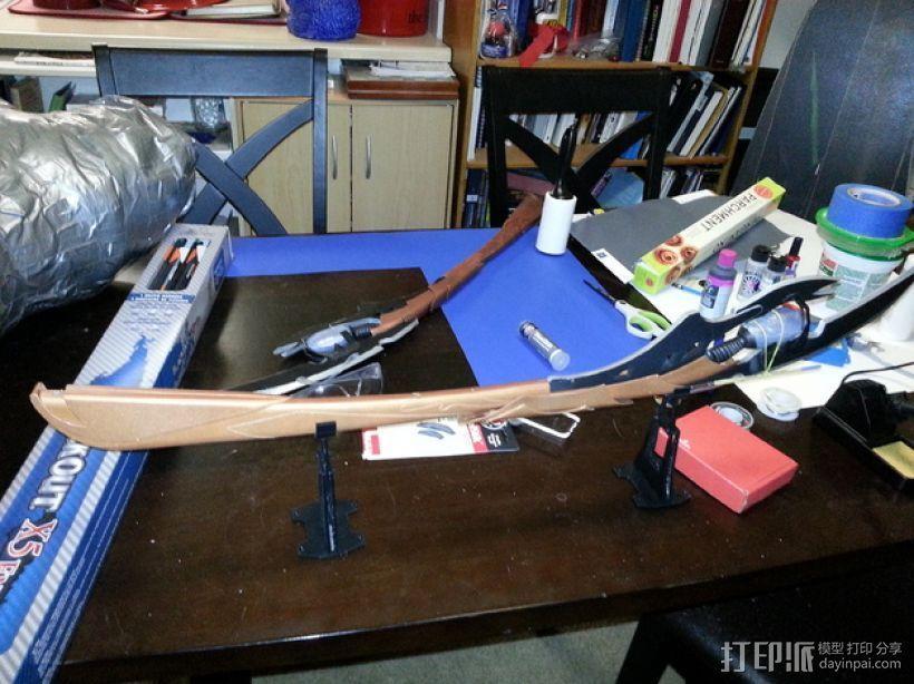 洛基的权杖 3D打印模型渲染图