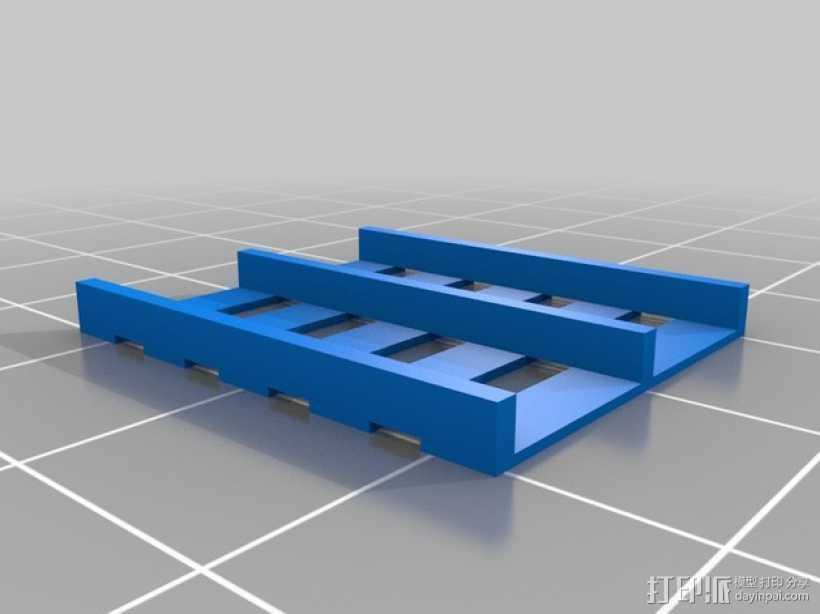 货板 托盘  3D打印模型渲染图