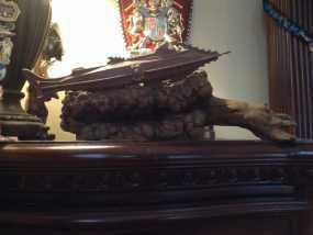 鹦鹉螺号潜艇模型