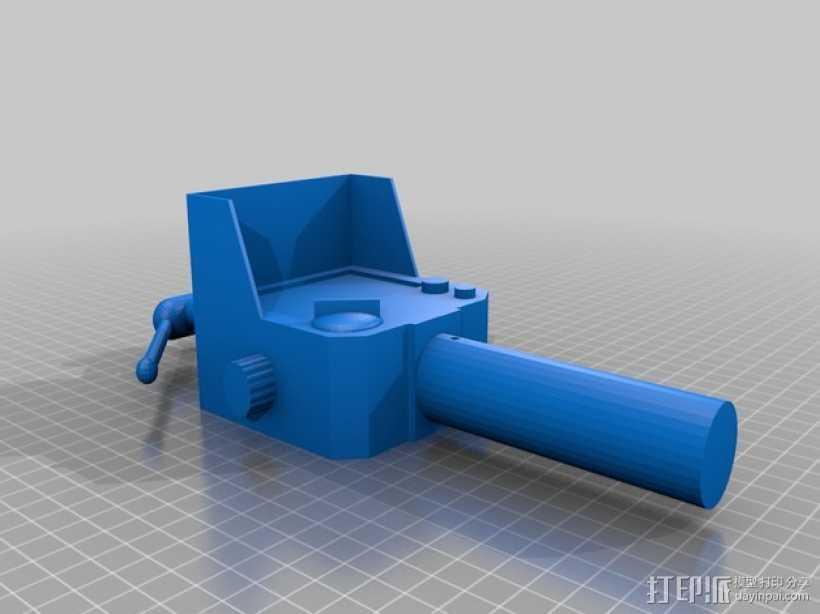 捉鬼敢死队 道具武器 3D打印模型渲染图