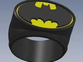 蝙蝠侠指环