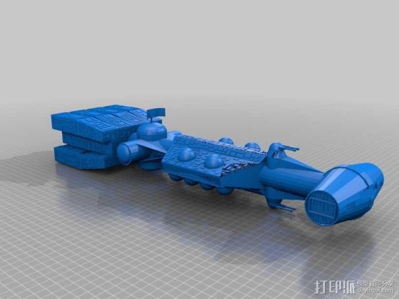 C-Corvette汽车模型 3D打印模型渲染图