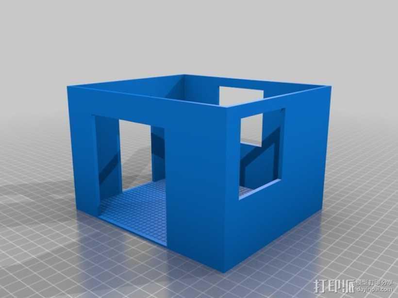 厨房 厨房家具 3D打印模型渲染图