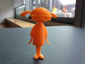 Carla人形玩偶