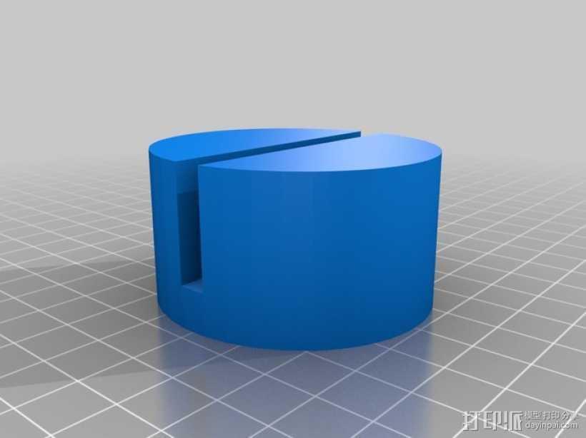 万圣节装饰 3D打印模型渲染图