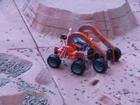 火星漫游者 火星车