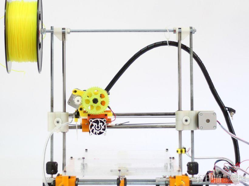 RepRap 3D打印机 3D打印模型渲染图